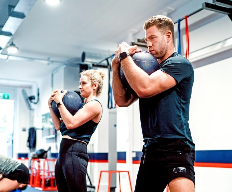 Připojte trénink